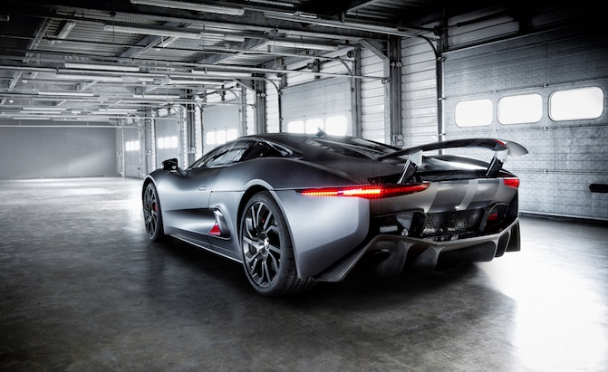 Jaguar J Type Name Trademarked, Could It Be A New Sports Car?