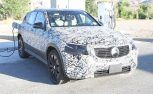 Mercedes-Benz EQ C Electric Crossover Caught Testing Again