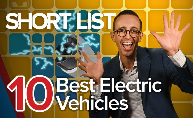 Top 10 Electric Vehicles