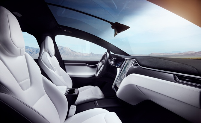 Tesla Model X Pros and Cons - Interior