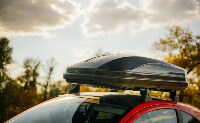 cargo carriers roof boxes for cars