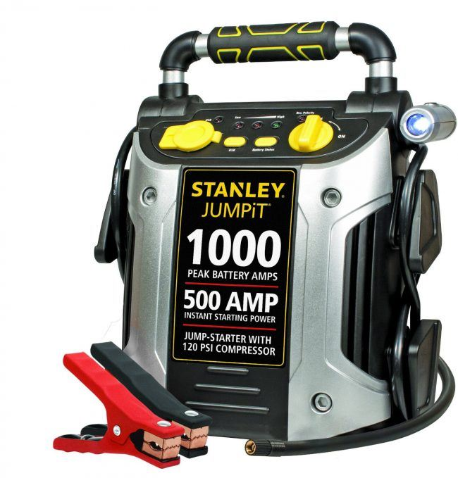 Top 10 best portable car jump starters - Booster batterie norauto ...