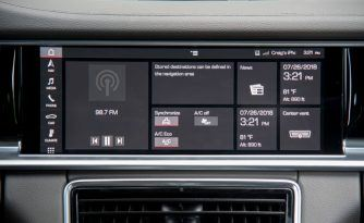 Video Does The Porsche Panamera Have Best Infotainment Tech You Can