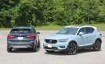 2019 Volvo XC40 vs 2018 BMW X1