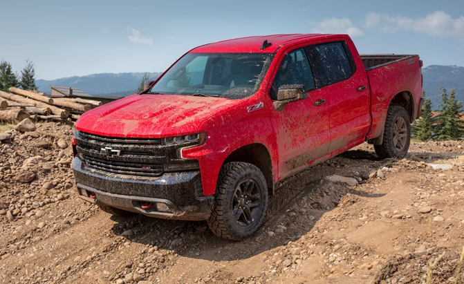 What Makes the 2019 Chevrolet Silverado Drive so Well ...
