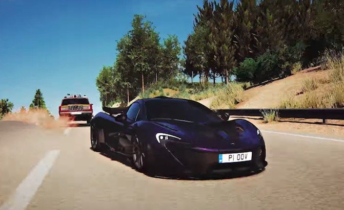 Honda Electric Car >> Amazon Announces 'The Grand Tour Game' for Xbox and PS4 ...
