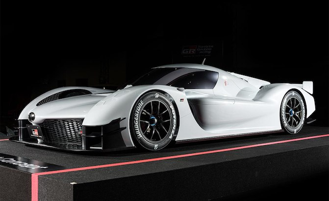 Upcoming Toyota Hypercar Could Cost Close To 1 Million