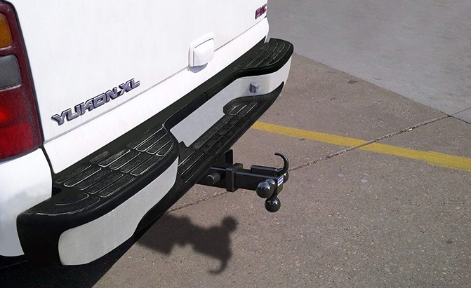 Trailer Hitch Kit Includes Tow Ball /& Mount with Pin /& Clip