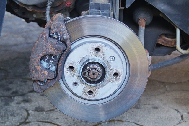Why do my brakes squeak?