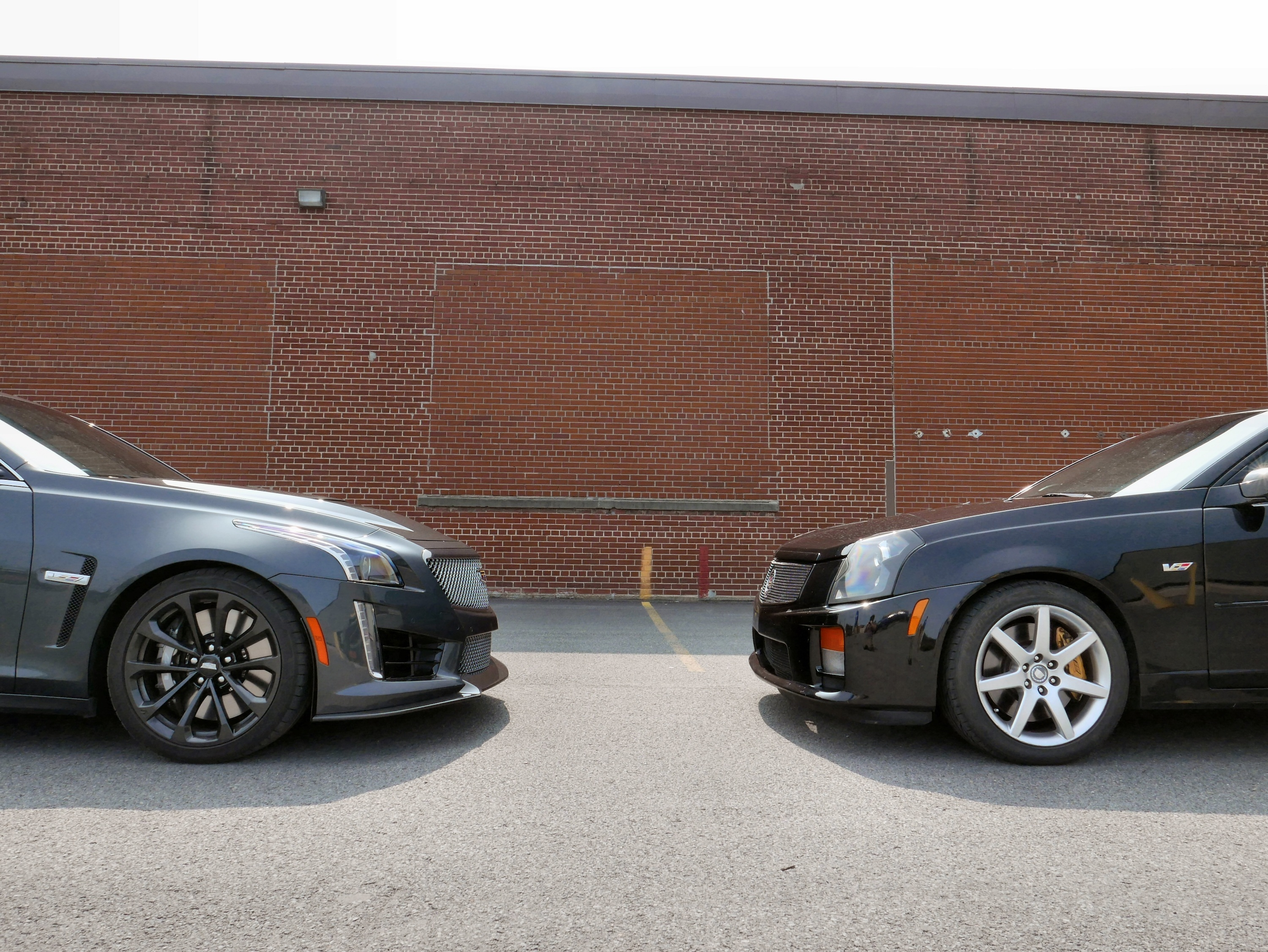 At first blush, what stands out most about the 2004 CTS-V is just how raw  it feels in comparison with modern performance cars. There are several  reasons for ...