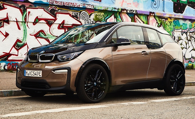 2019 BMW i3 Gets Bigger Battery for 153 Miles of Range ...
