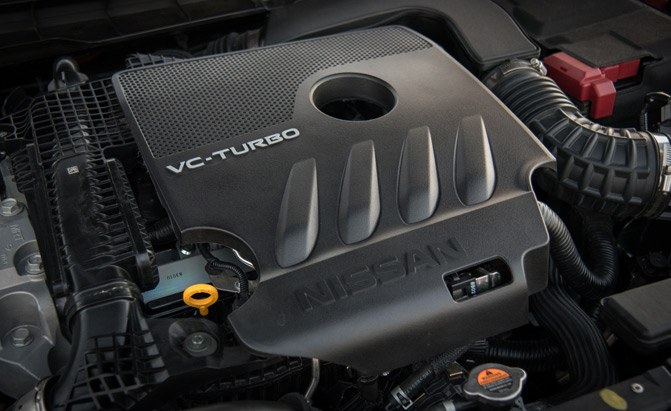 No Matter The Engine You Choose, Both Are Matched To An Xtronic  Continuously Variable Automatic Transmission. Sadly, A Manual Gearbox Is  Unavailable, ...