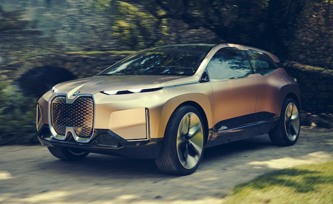 Future BMW EVs Will Look Less Dramatic