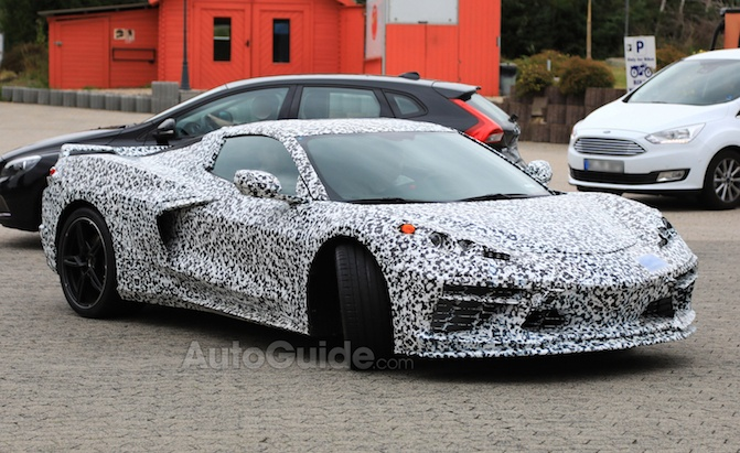 Report: C8 Corvette Delayed 6 Months by Electrical Gremlins » AutoGuide.com News