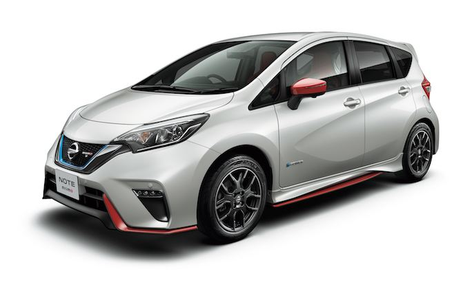 Nissan Note E Power S Is A Hot Nismo Tuned Hybrid Hatch