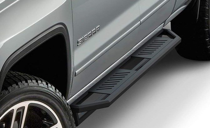 Dodge Ram Factory Running Boards >> Top 10 Best Running Boards And Side Steps Autoguide Com