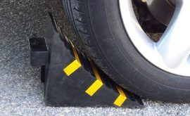The Best Wheel Chocks and Why You Need Them