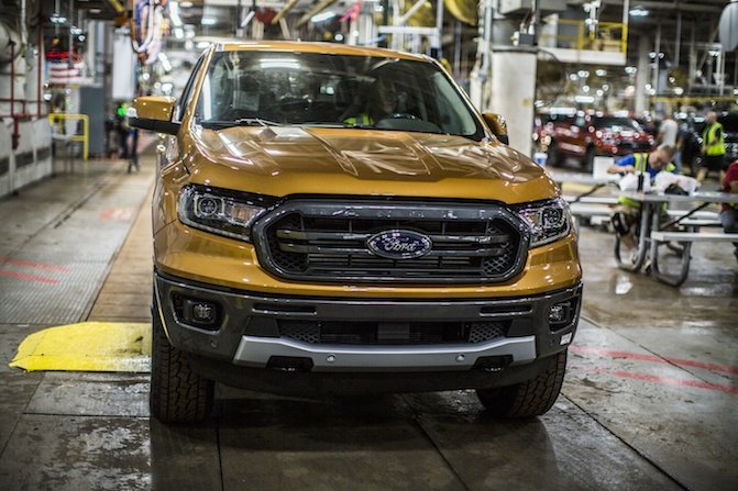 New Ford Bronco to Enter Production in 2020, Will Tap Ranger Platform » AutoGuide.com News