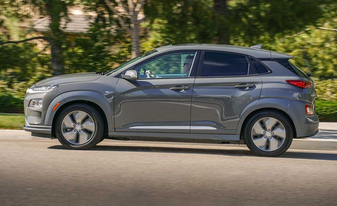 2019 Hyundai Kona Electric Pricing Targets The Chevy Bolt