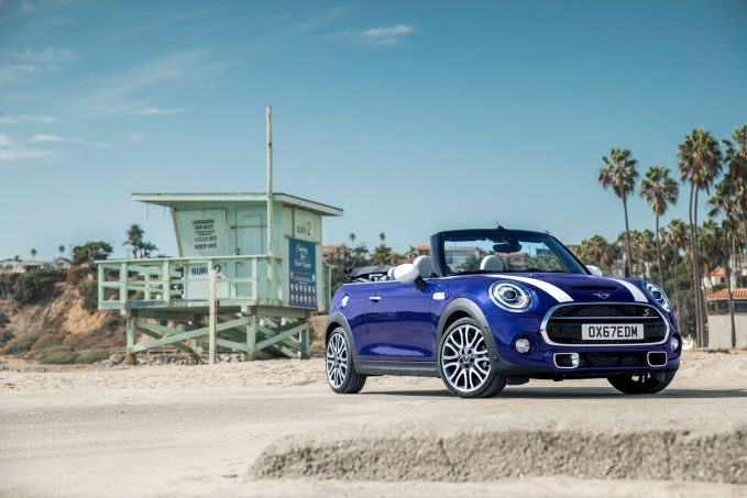 2019 MINI Cooper S Convertible Review-24