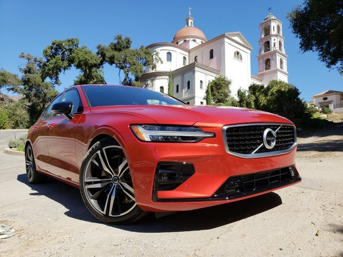2019 volvo s60 review photo