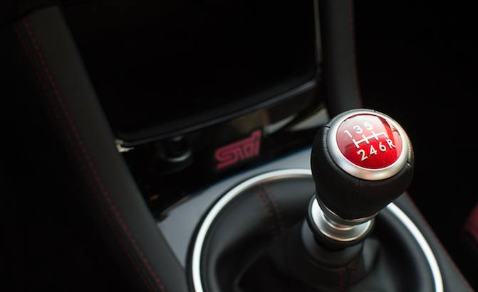The 10 Us States That Still Love The Manual Transmission