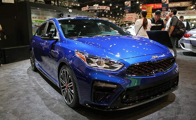 2020 Kia Forte GT is the Little Stinger You Asked For » AutoGuide.com News