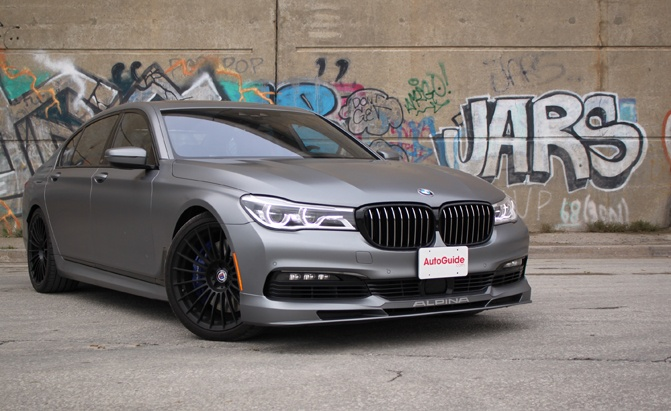2019 BMW ALPINA B7 Exclusive Edition Review