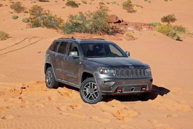 2019 jeep grand cherokee trailhawk review. Black Bedroom Furniture Sets. Home Design Ideas