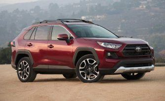 2019 Toyota Rav4 Review And Video