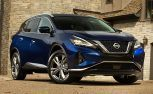 Nissan Murano Modestly Updated for 2019