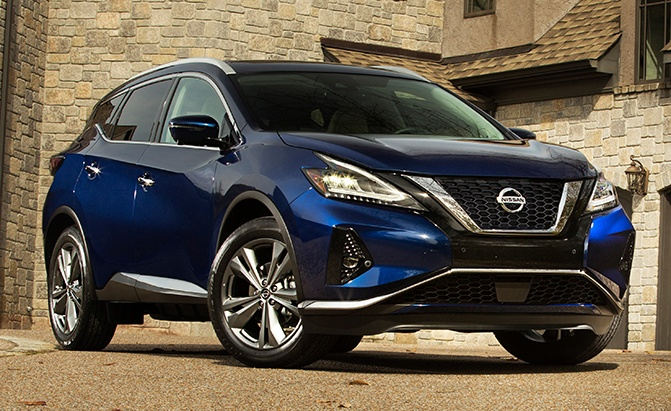 Nissan Murano Modestly Updated for 2019 » AutoGuide.com News