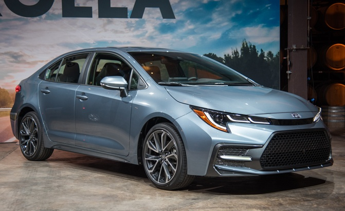 2020 Toyota Corolla Debuts with New Styling, More Power » AutoGuide.com News