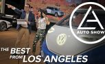 Missed Our Live Tour of the 2018 LA Auto Show? Watch it Here
