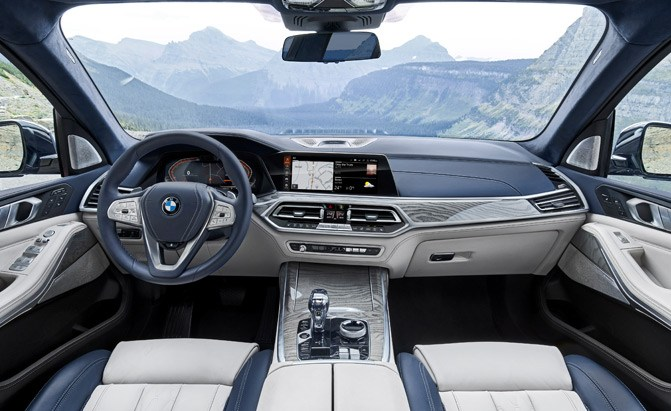 The Bmw X7 Was Designed Specifically For U S Market