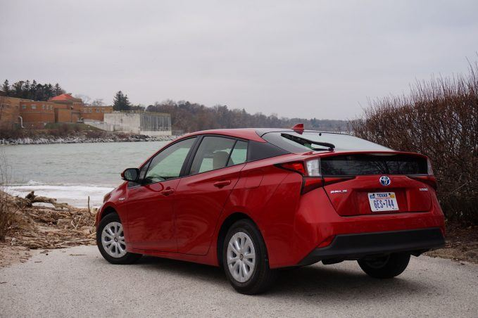Prius in the Snow--Hybrid or Hazard? - Green Car Reports