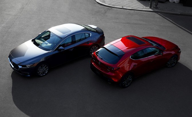 2019 Mazda3 Sales Begin in March With Prices Starting at $21,000