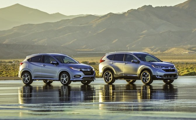 Honda CR-V vs Honda HR-V: Which Crossover is Right for You