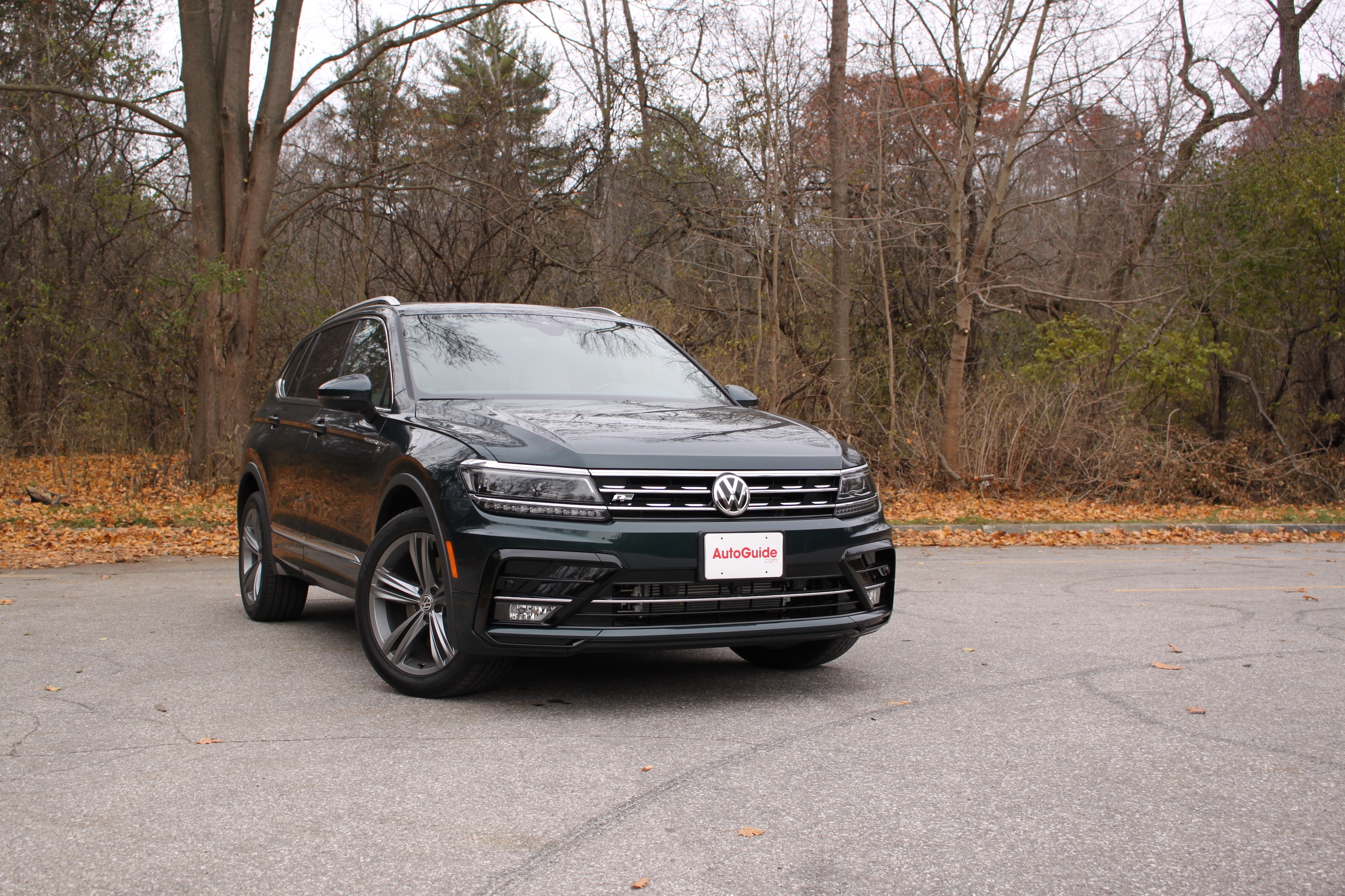 2019 Subaru Forester Vs Volkswagen Tiguan Comparison