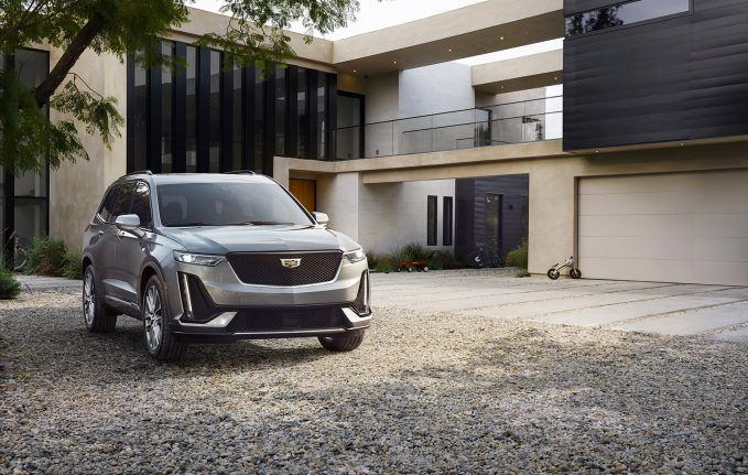 The Brand New Cadillac XT6 Launches in Detroit