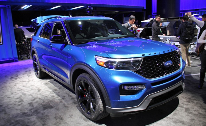2019 Detroit Auto Show Winners And Losers The Short List