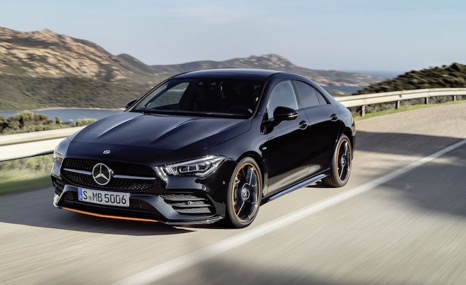 2020 Mercedes-Benz CLA Ups The Entry Level Luxury Game