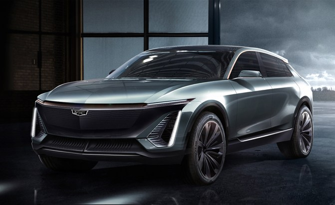 Expect Cadillac EV to Come in Three Years with a 350+ mile Range
