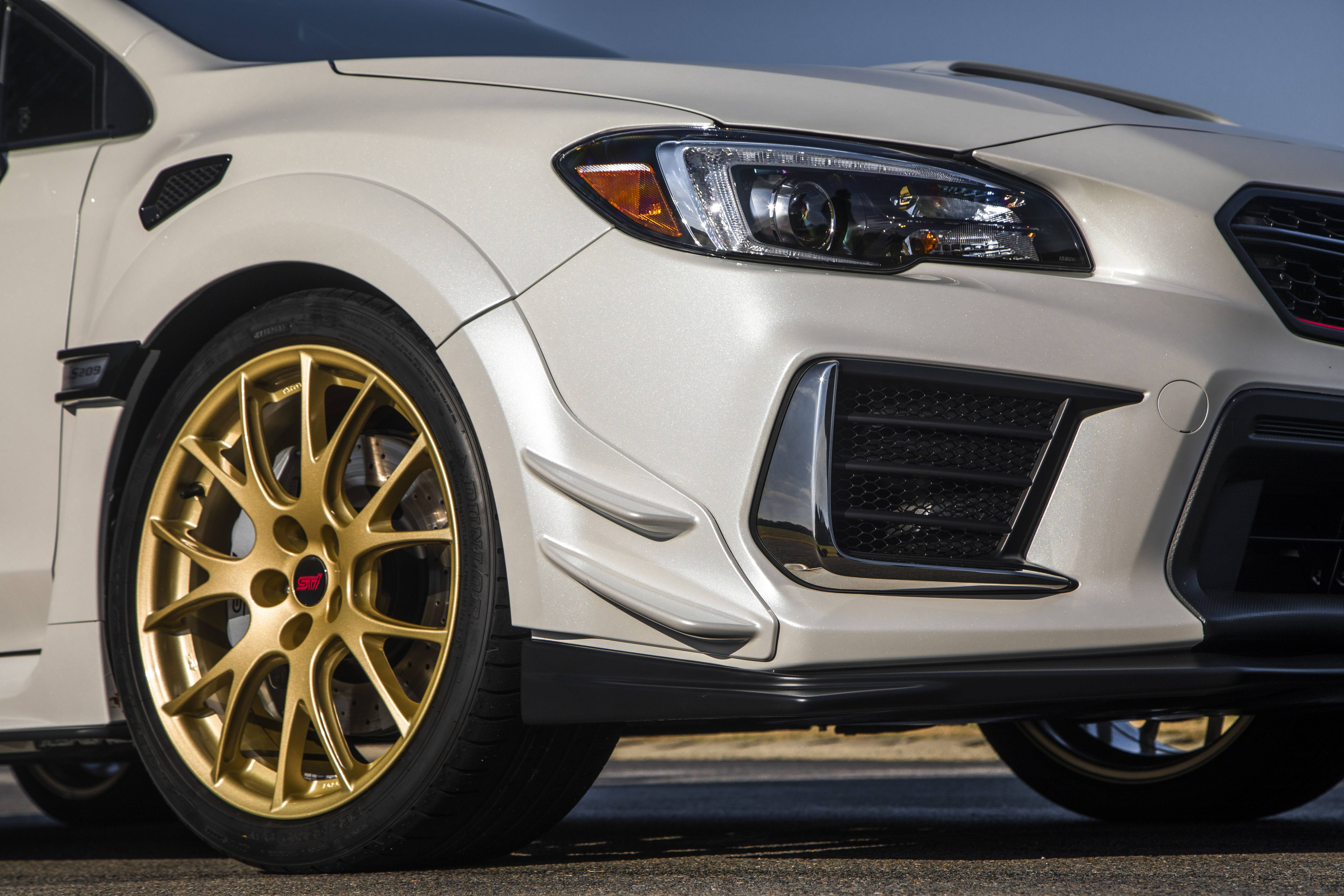 9 Things You Need To Know About The Subaru Wrx Sti S209