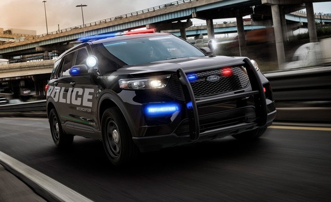 Lookout! Ford Introduces All-New Police Interceptor Utility