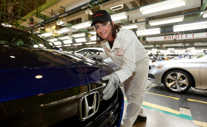 Where Is Honda From and Where Are Hondas Made? » AutoGuide