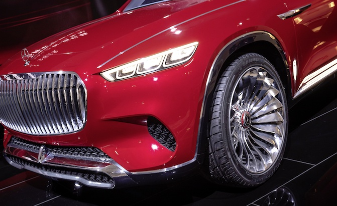 Mercedes-Maybach GLS 600, GLS 680 SUVs May be Inbound