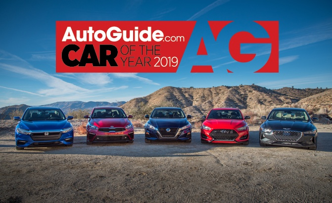 2019 AutoGuide.com Car of the Year: Meet the Contenders