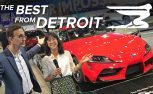 Best Cars of the 2019 Detroit Auto Show: Watch the Live Walkaround Here