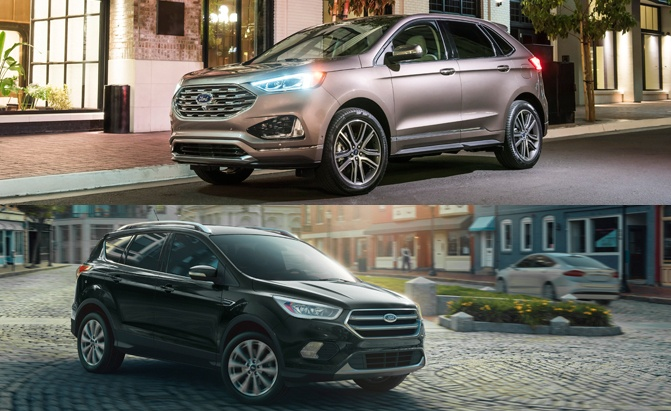 Ford Edge Vs Escape >> Ford Edge Vs Escape Which Ford Crossover Is Better For You